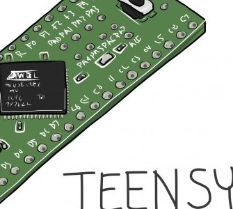 Teensy-based board : Set Up & Wireless Communication